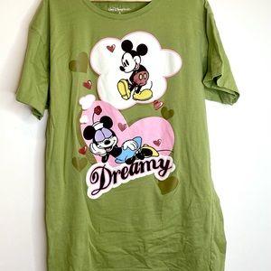 Disney World Sleep Shirt